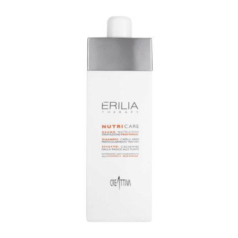 Erilia Nutri care Bagno nutrizione idratazione profonda 750ml - shampoo idratante