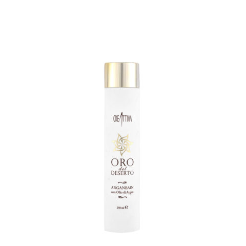 Erilia Oro del Deserto Argan Bain 250ml - shampoo all'olio di Argan