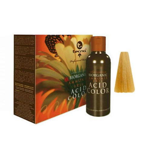 9.33 Biondo chiarissimo dorato intenso Tecna NCC Biorganic acid color 3x130ml