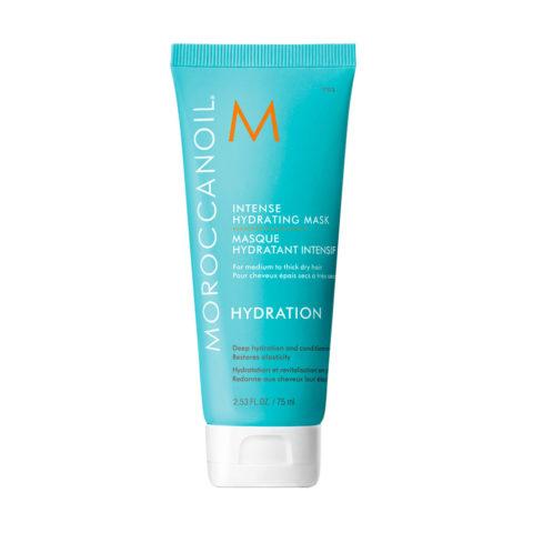Moroccanoil Intense hydrating mask 75ml - maschera idratazione intensa