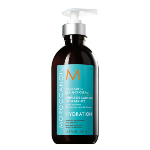 Moroccanoil Hydrating styling cream 300ml - crema di styling idratante