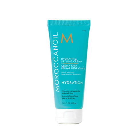 Moroccanoil Hydrating styling cream 75ml - crema idratante