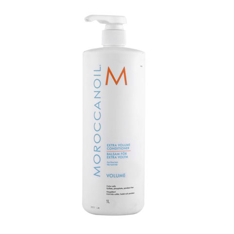 Moroccanoil Extra volume conditioner 1000ml - balsamo volumizzante