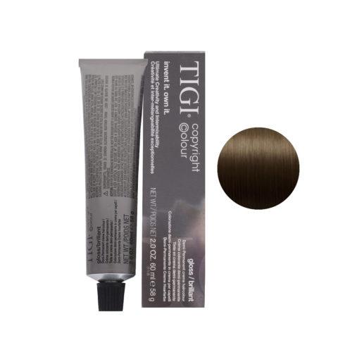 4/0 Marrone naturale Tigi Gloss 60ml