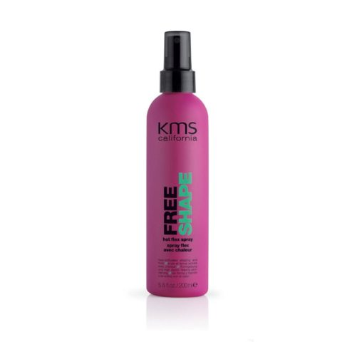 Kms california Freeshape Hot flex spray 200ml - spray protezione dal calore