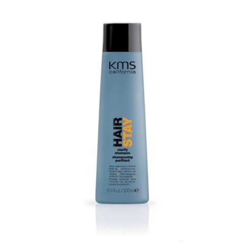 Kms california Hairstay Clarify shampoo 300ml - shampoo delicato