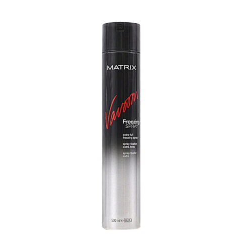 Matrix Vavoom Extra full freezing spray 500ml - lacca tenuta forte