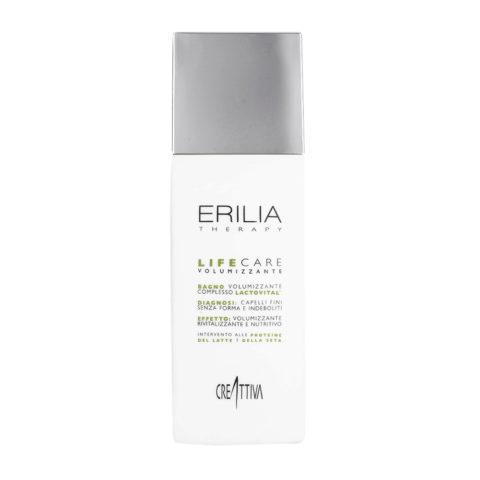 Erilia Life care Bagno Volumizzante Lactovital 250ml - shampoo volumizzante