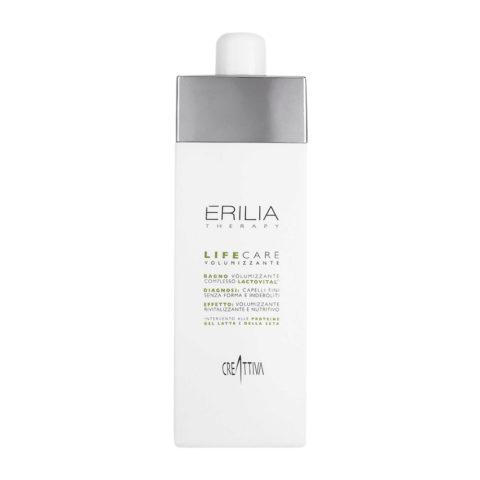 Erilia Life care Bagno Volumizzante Lactovital 750ml - shampoo volumizzante