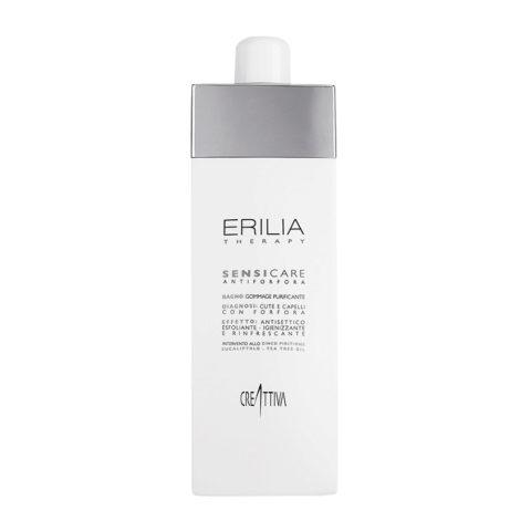 Erilia Sensicare Bagno Peeling Purificante 750ml - shampoo antiforfora