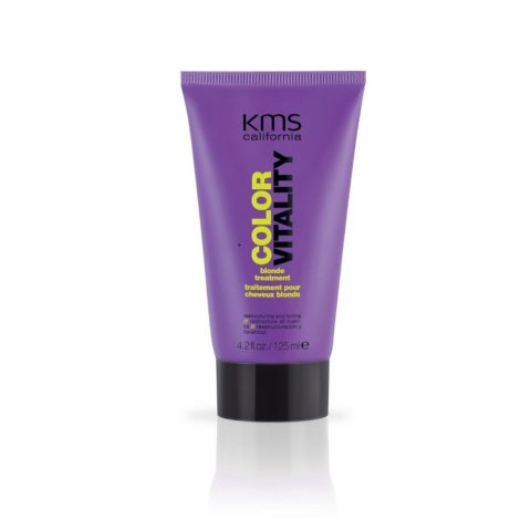 Kms california Colorvitality Blonde treatment 125ml - trattamento per capelli biondi