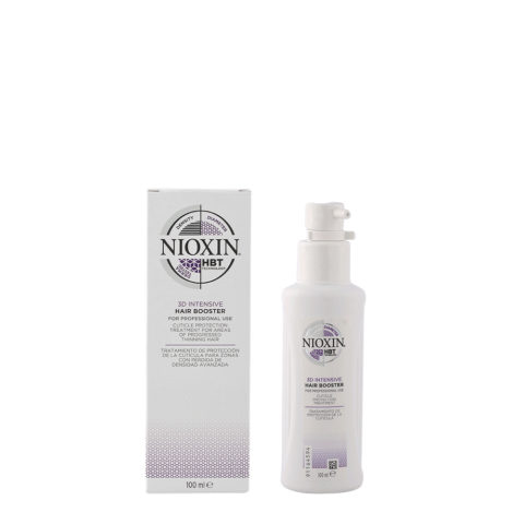 Nioxin 3D Intensive Hair booster 100ml - spray anticaduta