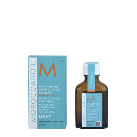 Moroccanoil Oil treatment light 25ml - olio trattamento leggero