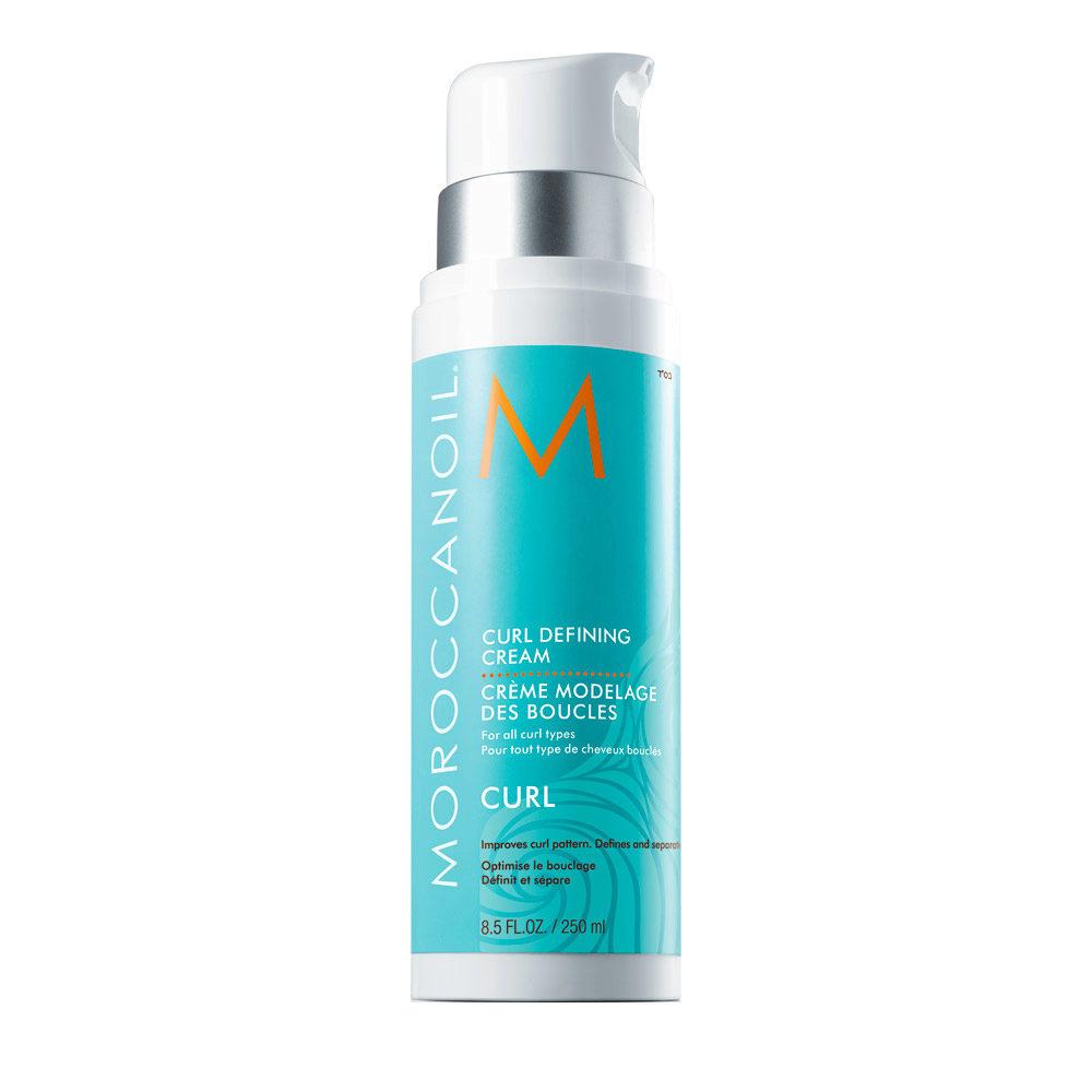 Moroccanoil Curl defining cream 250ml - crema di definizione ricci