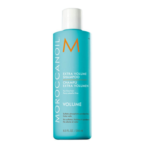 Moroccanoil Extra volume shampoo 250ml - shampoo super volume