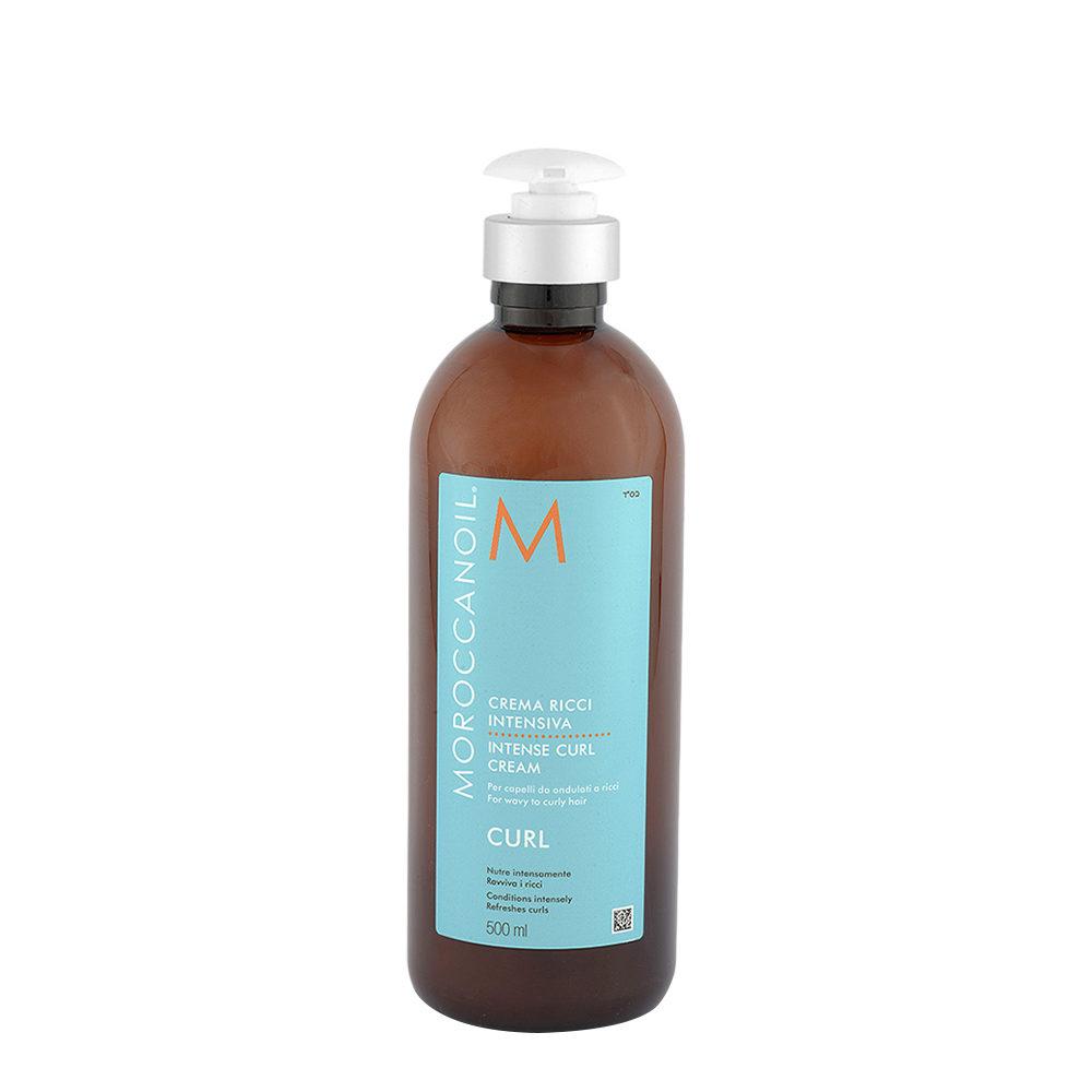 Moroccanoil Intense curl cream 500ml - Crema Ricci Intensiva