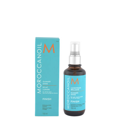 Moroccanoil Glimmer Shine spray 100ml - spray lucidante