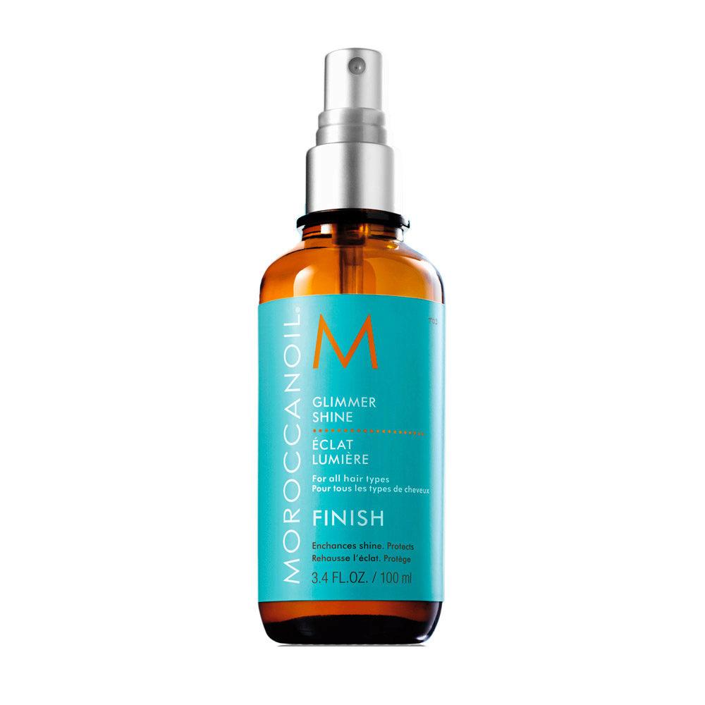 Moroccanoil Glimmer Shine spray 100ml - spray lucidante