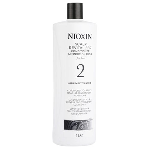 Nioxin Sistema2 Conditioner Scalp Revitaliser 1000ml