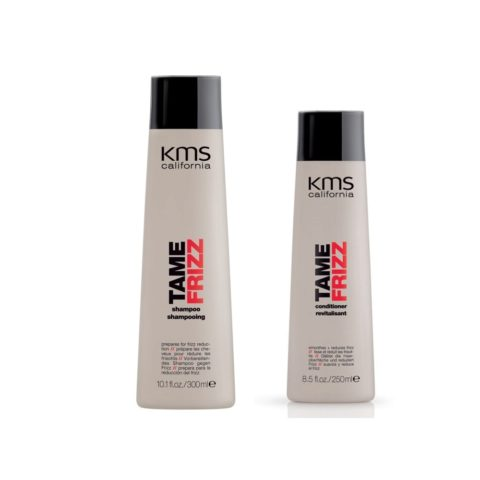 Kms california Kit1 Tame Frizz Shampoo 300ml Conditioner 250ml