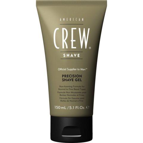 American crew Shave Precision gel 150ml
