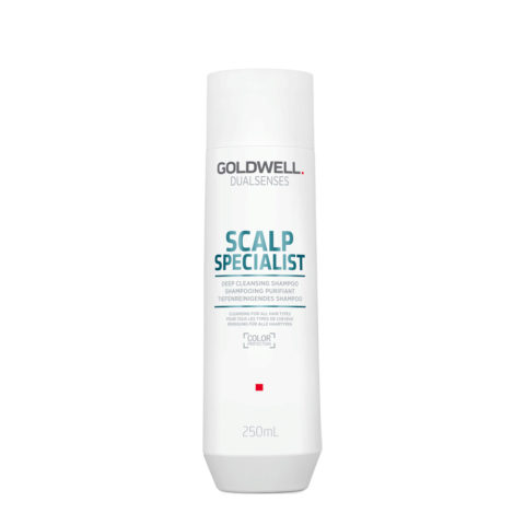 Goldwell Dualsenses Scalp specialist Deep cleansing shampoo 250ml - shampoo purificante
