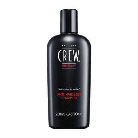 American crew Trichology Anti-Hair loss shampoo 250ml - shampoo anti caduta