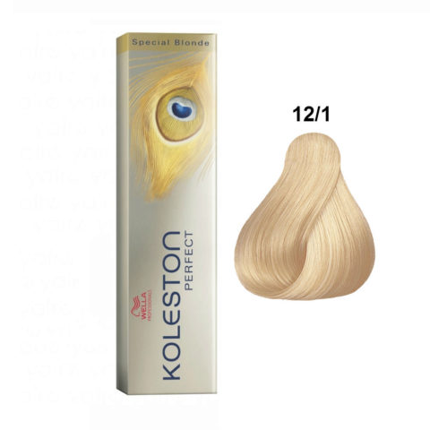 12/1 Cenere Wella Koleston Perfect Special Blonde