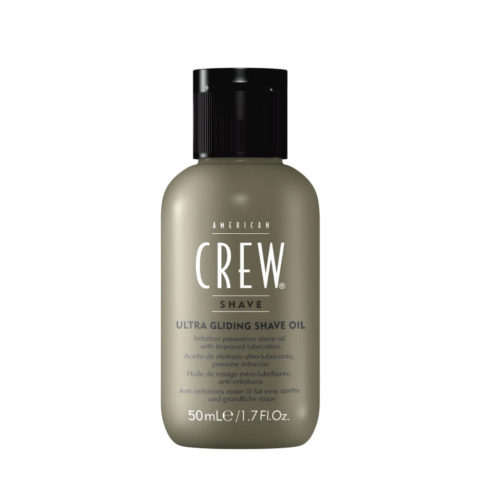 American crew Shave Ultra gliding shave oil 50ml