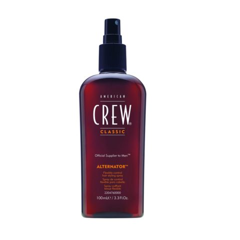 American crew Classic Alternator 100ml - spray per una tenuta flessibile