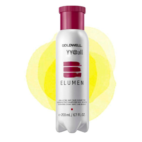 Goldwell Elumen Pure YY@ALL giallo 200ml