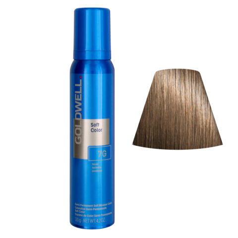 Goldwell Colorance soft color Schiuma colorante 7G Nocciola 125ml