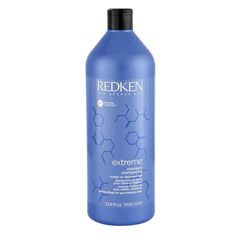 Redken Extreme Shampoo 1000ml - shampoo rinforzante