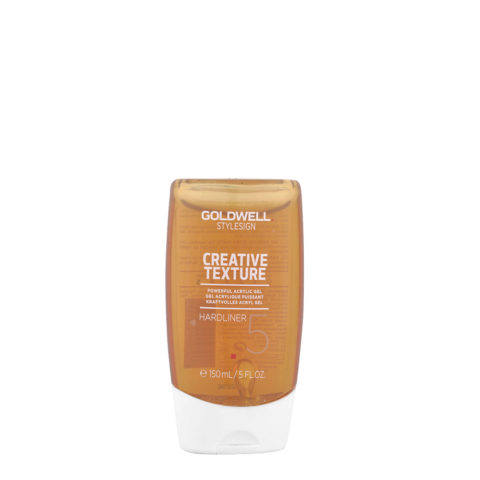 Goldwell Stylesign Texture Hardliner 150ml - Gel acrilico ultra forte
