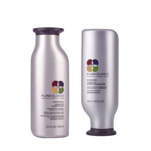 Pureology Kit Hydrate Shampoo 250ml   Conditioner 250ml