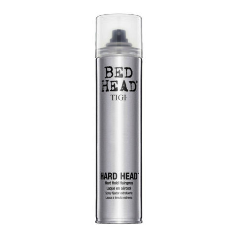 Tigi Bed Head Hard Head Hairspray 385ml - lacca tenuta estrema