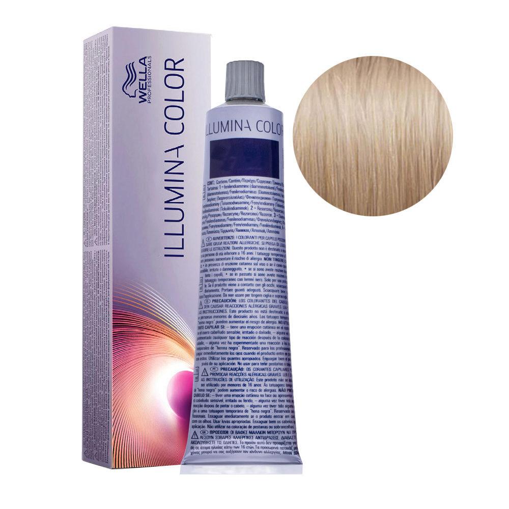 9/60 Biondo Chiarissimo Violetto Naturale Wella Illumina Color 60ml