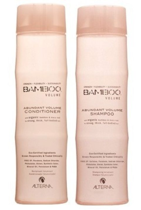 Alterna Bamboo Volume Kit Abundant Shampoo 250ml Abundant Conditioner 250ml