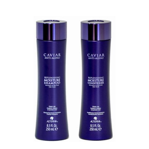 Alterna Caviar Moisture  Anti aging Shampoo 250ml Conditioner 250ml