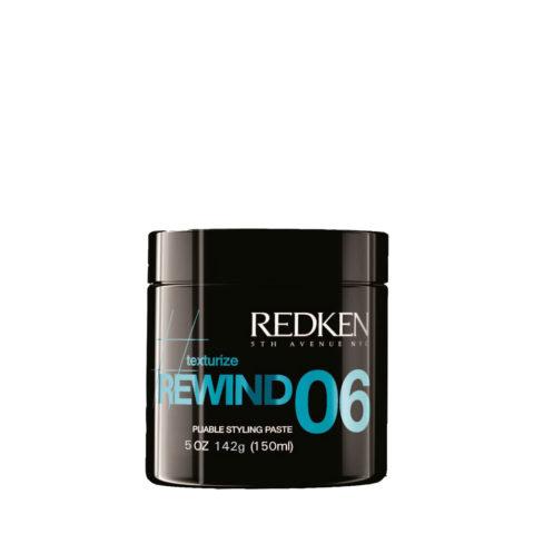Redken Texturize Rewind 06, 150ml - Cera Modellante Tenuta Media
