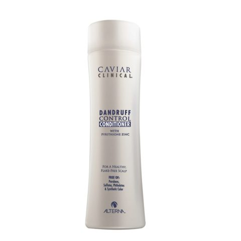 Alterna Caviar Clinical Dandruff control conditioner 250ml - balsamo antiforfora
