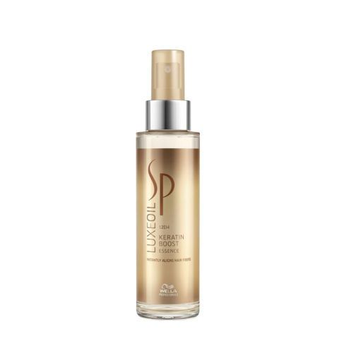 Wella SP Luxe Oil Keratine Boost Essence 100ml - Ristrutturante Spray Con Cheratina