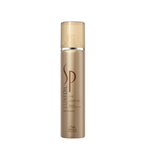 Wella System Professional Luxe Oil Light oil keratine protection spray 75ml