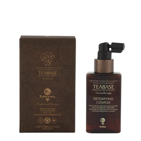Tecna Teabase aromatherapy Detoxifying complex 100ml - trattamento detossinante