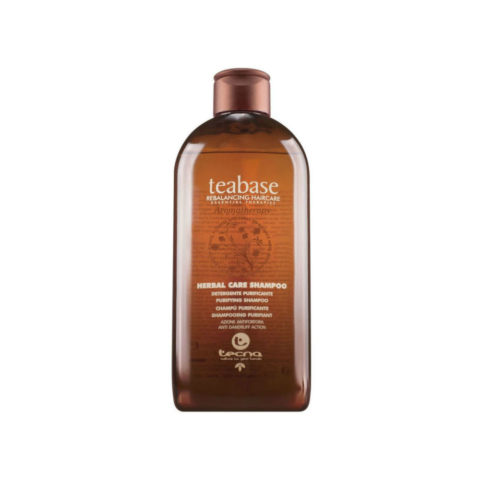 Tecna Teabase aromatherapy Herbal care shampoo 250ml
