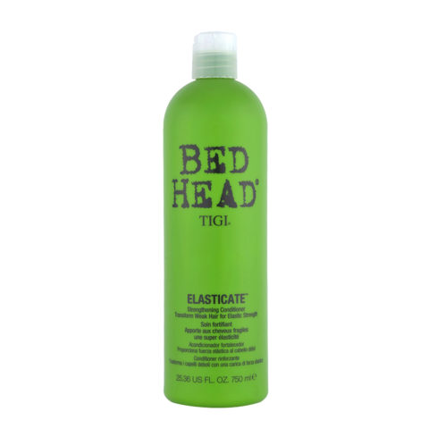 Tigi Bed Head Elasticate Conditioner 750ml - balsamo rinforzante