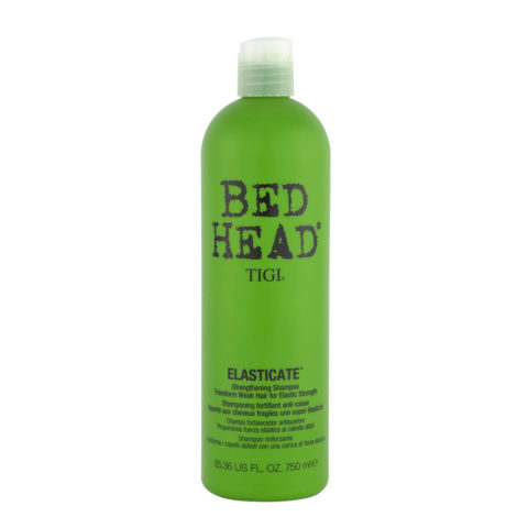 Tigi Bed Head Elasticate Shampoo 750ml - shampoo rinforzante