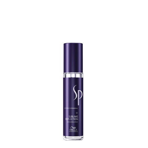 Wella System Professional Sublime Reflection 40ml - spray lucidante