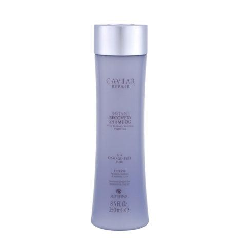 Alterna Caviar Repair Instant recovery shampoo 250ml - shampoo di riparazione per capelli danneggiati