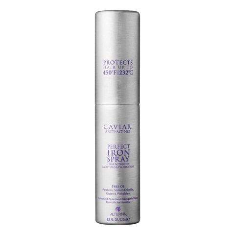 Alterna Caviar Anti aging Styling Perfect iron spray 122ml - spray pre piastra ad attivazione termica